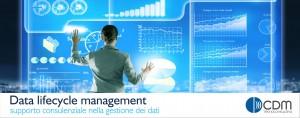banner gestione dati